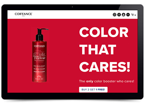 Coiffance Color Booster